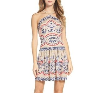 ❤️SALE❤️ BCBG Fleur Drop Waist Dress size 4 NWT
